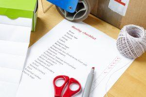 mortgage broker moving checklist